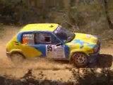 jean bernard garcin-nicolas bard rallye terre provence 2008