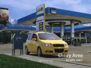 Chevy: Disappear