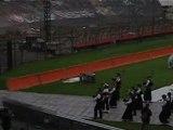 FIL 2008 LORIENT GRANDE PARADE ,arrivée au stade.