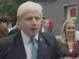 Boris Johnson in Beijing
