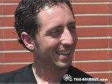 Interview de Gad Elmaleh pour tele-animaux.com