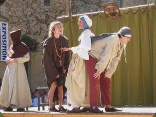 Médiévales de Gourdon 2008