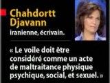 Chahdortt Djavann sur le voile et l'islam