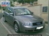 Voiture occasion Audi A4 marseille