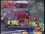 tragique accident supporters marseillais
