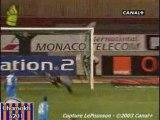 Giuly - Monaco vs Auxerre