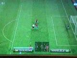 PES 2009 FRANCE VS ARGENTINE