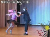 Rock Steph & Seb Temps Danses Cie Gala 20 Mai 2006