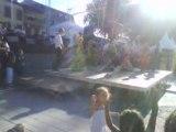 Féria Carcassonne 2008, Paloma danse (2ème partie)