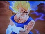 Dragon Ball Z / Tenkaichi 3 / Les combats de Majin Végéta