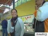 Samedi matin au marché à Gannat