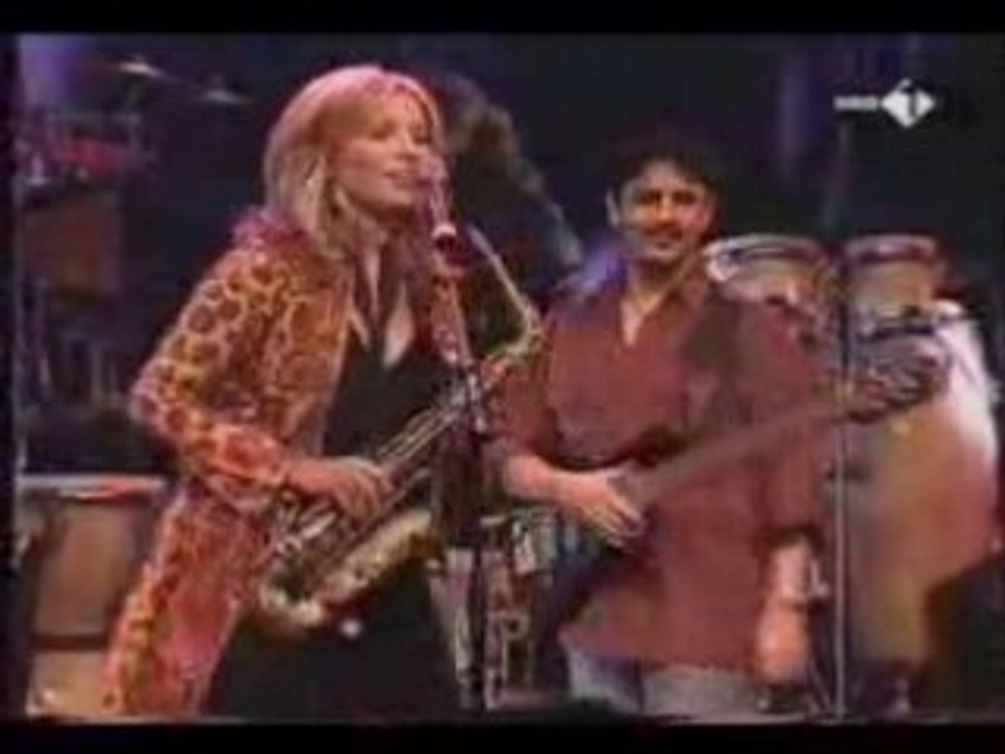 Candy dulfer Pick up the pieces