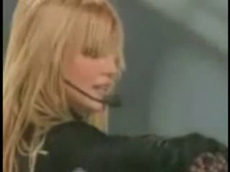 Britney Spears Comparison
