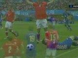 Euro 2008 : Groupe B : Autriche - Croatie : 0-1