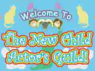 Join the New Child Actor's Guild!