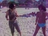 Praia Samylla e Elodie 3