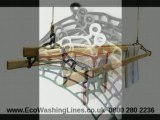 Ceiling Clothes Line and Ceiling Clothes Line Accessories