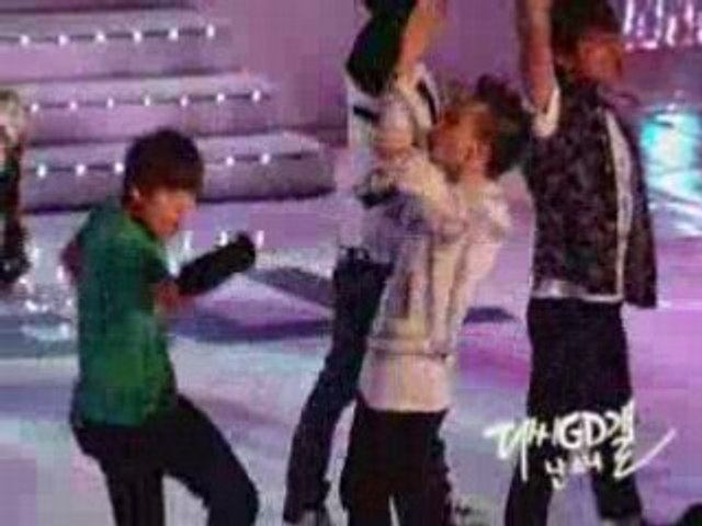 08/23 - Mnet Countdown - Oh My Friend-GD Fancam