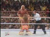 Wwf wrestlemania 6 Hulk Hogan vs Ultimate Warrior part 1