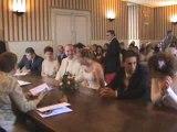 Signatures des registres de mairie