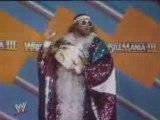Ricky Steamboat vs Randy Savage Wrestlemania III part 1