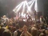 Dernier concert Matmatah Summer Festival Bruxelles 24-08-08