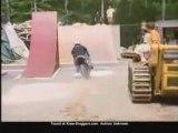 [FREESTYLE] REGIS - Bad Front Flip with a Suzuki GSXR