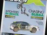 [FREESTYLE] Travis Pastrana and Ken Block Moto & Rally Jump