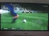Image de 'Lob de F.Totti 28 mètres'