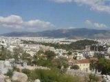 vue d'athenes