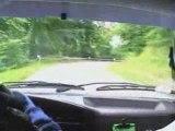 rallye Kalt-Bec:caméra embarquée ES1 - 309 GTI16 grA