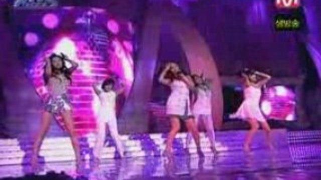Wonder Girls_So Hot (live Mnet 23.08.08)