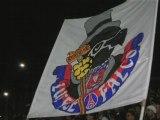 LILLE PSG SAISON 2007-2008 SUPRAS AUTEUIL / LUTECE FALCO