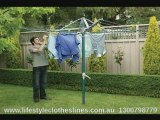 Brisbane Clothesline Shop - Hills Folding Frame Clotheslines