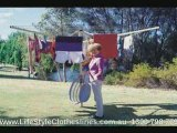 Clotheslines Brisbane and Brisbane Suburbs, QLD, Australia