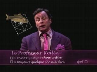 Professeur Rollin : Le langage interne du cerveau