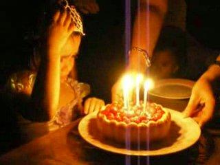 B-day's cake