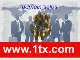 www.1tx.com Premium Domain Auctions and Domain Parking Progr