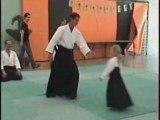 Démonstration Aikido forum associations 2007 - Vaneza