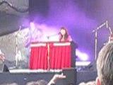 """Kate Nash """"Foundations"""" - Live @ Rock en Seine 2008"""