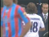 Sintesi Catania-Genoa 1-0 rai