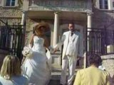 REGIS LAETITIA MARIAGE 30AOUT08 MAIRIE SORTIE