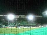 Asse 0-1 Lyon : mise en place des tifos