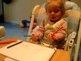 Mélia et son cours de dessin (fin)