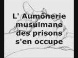 aumonerie musulmane des prisons organise comme chaque année...........
