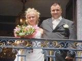montage photo de notre mariage