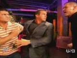 Randy Orton, Ted DiBiase Jr & Cody Rhodes Backstage 02/09/08