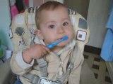 N'oubliez pas votre brosse à dents (à dents)