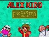 [ Test ] Alex Kidd in the Enchanted Castle