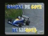 COURSE DE COTE DE LICQUES 2008 montée 2 et 3